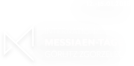 Messiaen-Tage Görlitz - Zgorzelec 2018 logo footer