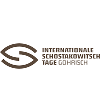 Internationale Schostakowitsch Tage Gohrisch logo